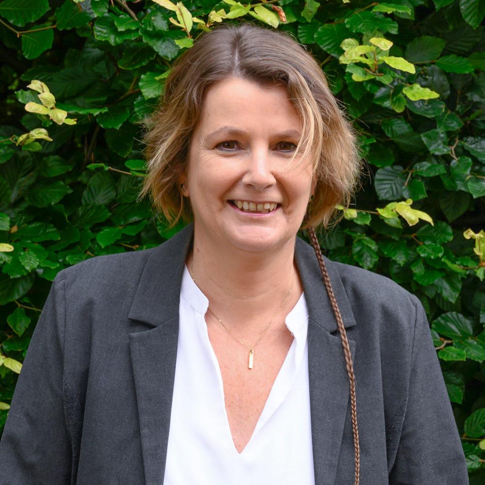 Schulleiterin am Gymnasium Lüneburger Heide Dr. Antje Reichelt