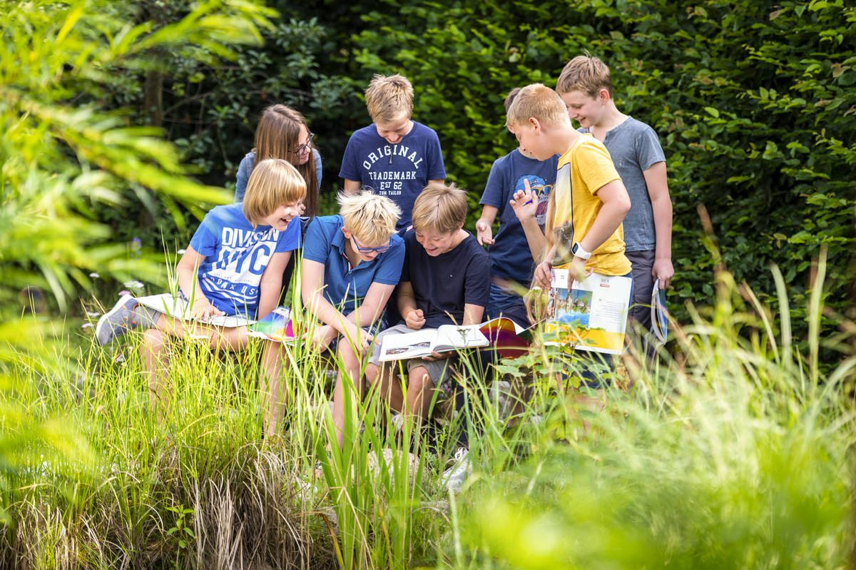 Verlässliche Ganztagsschule in Lüneburg