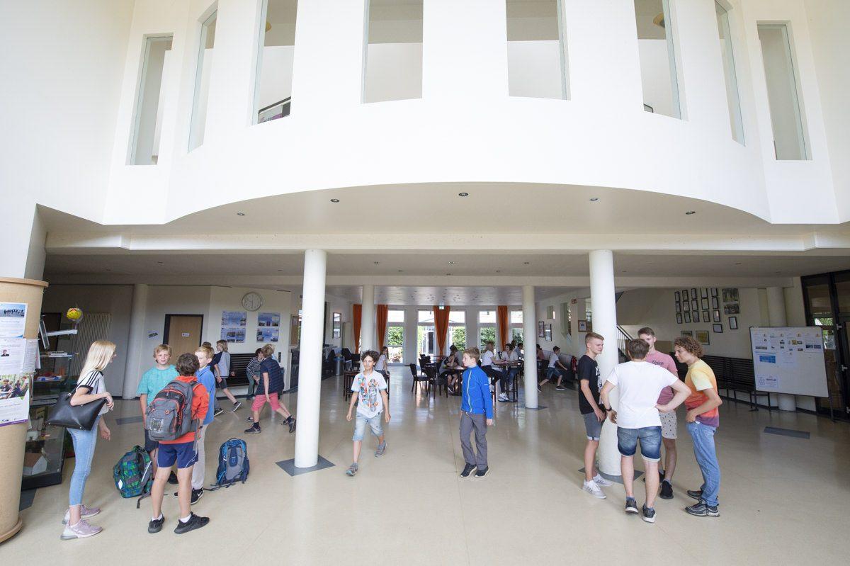 Privatschule Gymnasium Lüneburger Heide Innenbereich