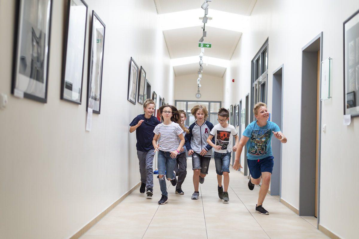 Privatschule Gymnasium Lüneburger Heide Schulklasse