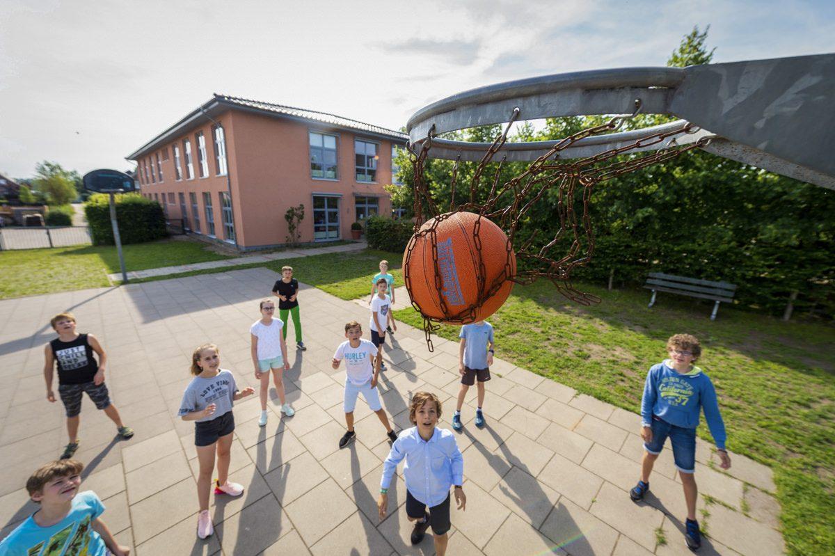 Privatschule Gymnasium Lüneburger Heide Basketball AG