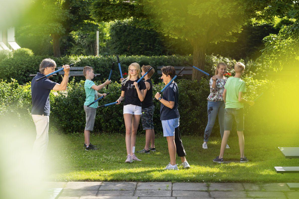 Neurobic an der Privatschule Gymnasium Lüneburger Heide
