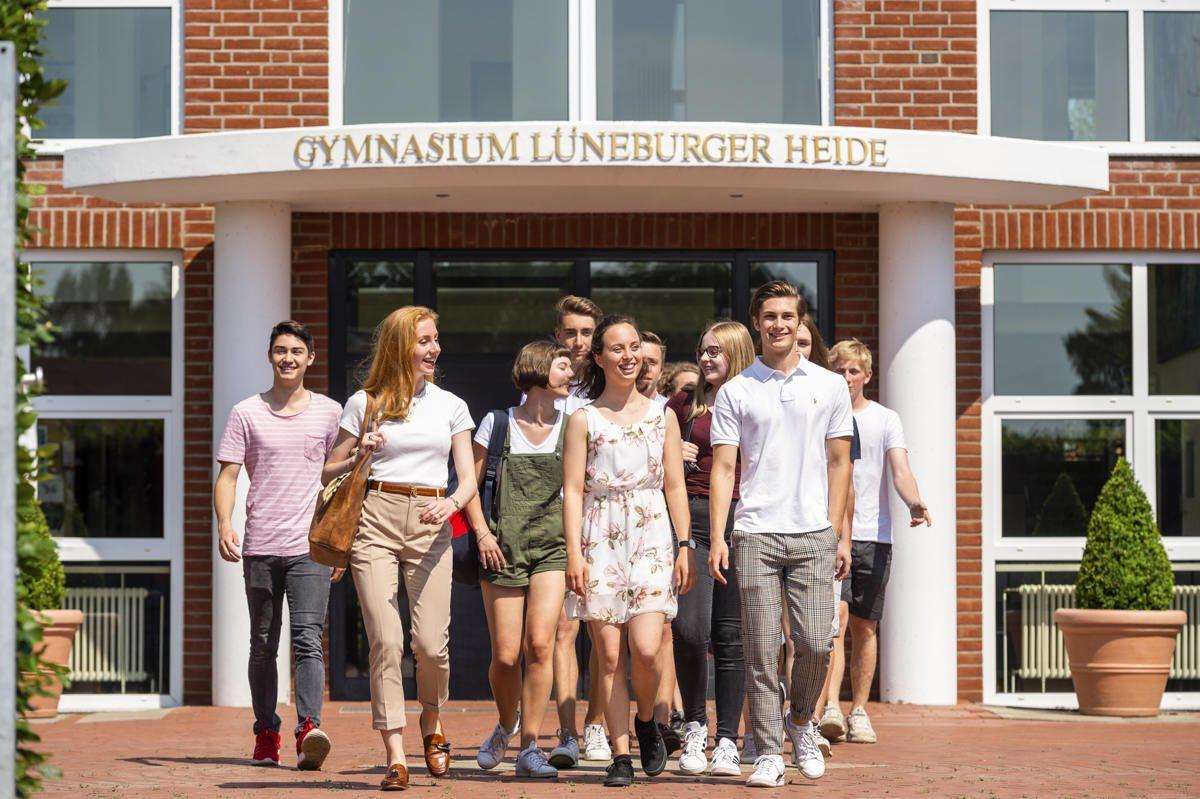 GLH Ganztagsschule in Melbeck bei Lüneburg