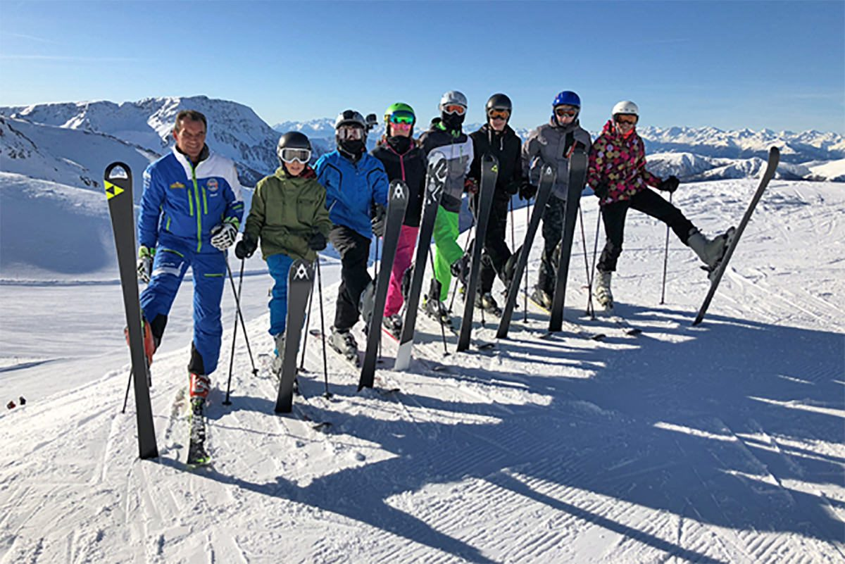 Skireise am Gymnasium Lüneburger Heide
