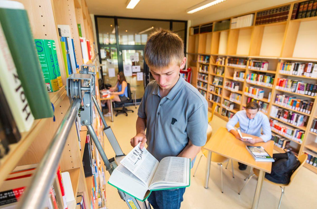 Unterrichts Methoden am Gymnasium Lüneburger Heide